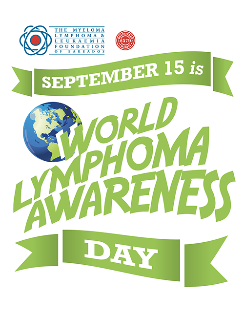 September 15 is World Lymphoma Awareness Day!